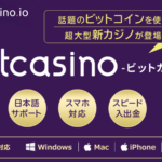 ビットカジノ io